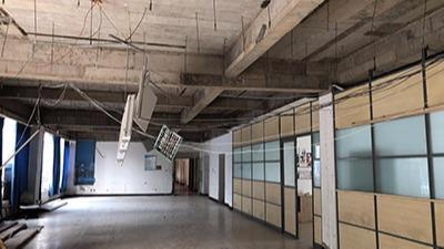 热烈祝贺太萌办公楼二期装修工程项目顺利开工