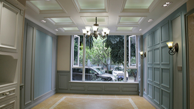 在选择装饰材料:集成墙面,硅藻泥,乳胶漆你们更pick谁?